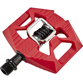 Crankbrothers Double Shot 1 Pedalen, red/black